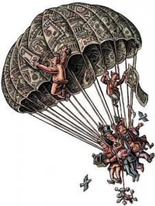 Money Parachute image